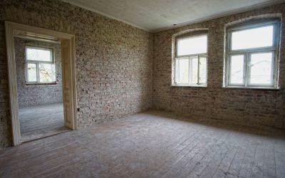 Na czym polega przygotowanie mieszkania do remontu?